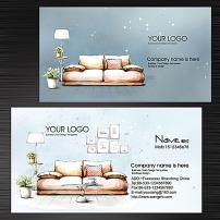 亲和力水彩风格室内装修设计师图片