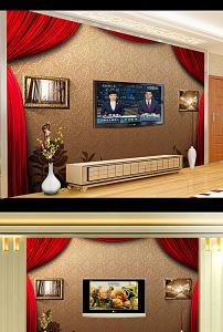 背景墙图片设计模版下载